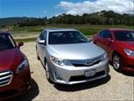 2014 Midsize Sedan Comparison Test Photo
