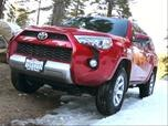 Toyota 4Runner Review Photo