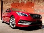 Hyundai Sonata Review Photo