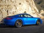 Porsche 911 Carrera GTS Review Photo
