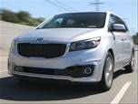 Kia Sedona Review Photo