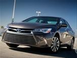 Toyota Camry Review Photo