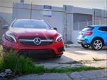 Mercedes-Benz GLA-Class Review Photo