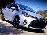 Toyota Yaris Review Photo
