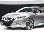2016 Nissan Maxima - 2015 NY Auto Show Photo