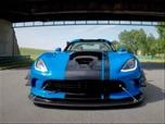 2016 Dodge Viper ACR First Look Photo