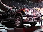 2016 Nissan Titan XD - Detroit Auto Show Photo
