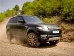 Range Rover TD6 First Look