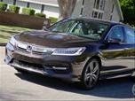 Honda Accord Review Photo