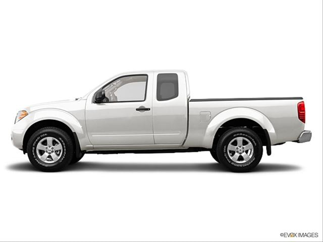 2013 Nissan Frontier King Cab Kelley Blue Book
