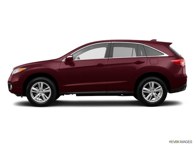 Photos and Videos: 2014 Acura RDX Crossover Colors - Kelley Blue Book
