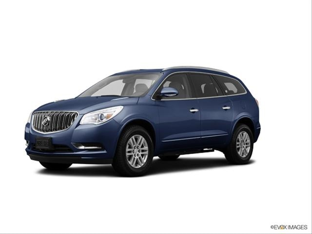 2013 Buick Enclave Interior View 10 Male Models Picture