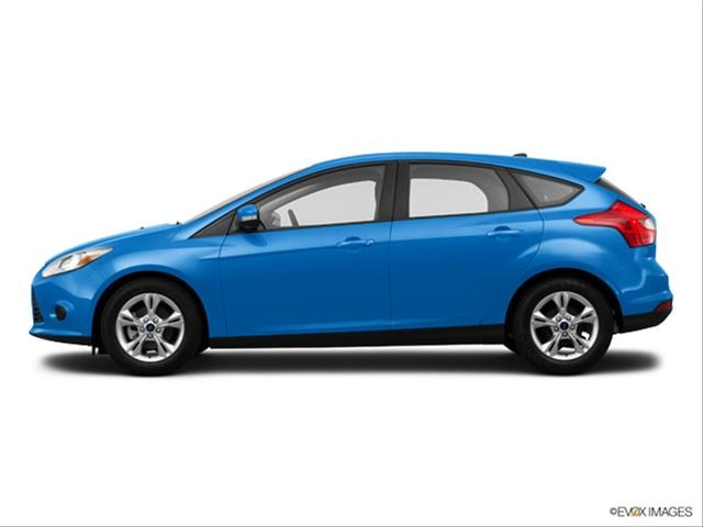 Photos and Videos: 2014 Ford Focus Hatchback Colors - Kelley Blue Book