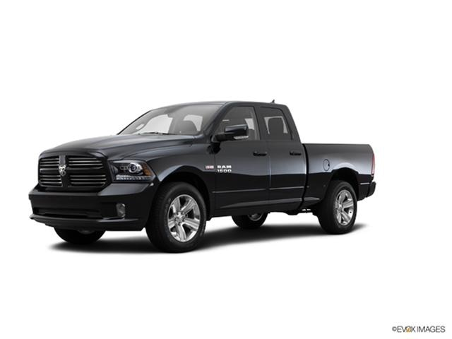 Photos and Videos: 2014 Ram 1500 Quad Cab Pickup Colors - Kelley Blue