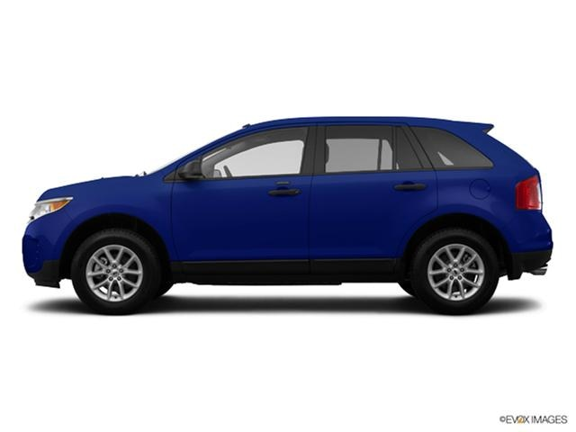 Photos And Videos 2014 Ford Edge Crossover Colors Kelley Blue Book