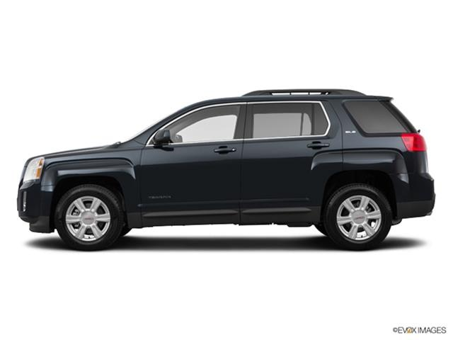 Gmc terrain residual values
