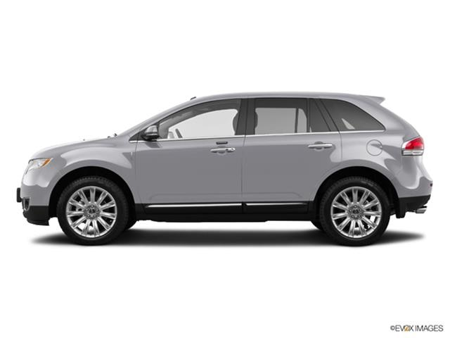 2015 Lincoln MKX Colors