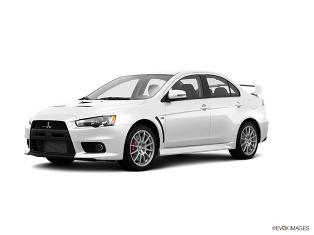 KBB Expert Ratings Countdown: Mitsubishi - 2015 Mitsubishi Lancer Evolution