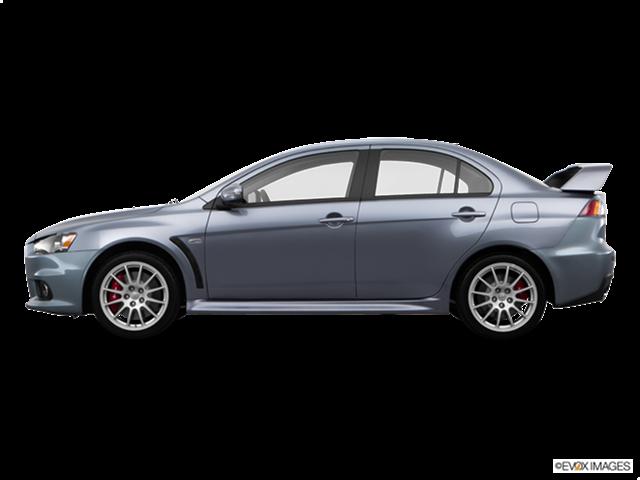 KBB Expert Ratings Countdown: Sedans - 2015 Mitsubishi Lancer Evolution