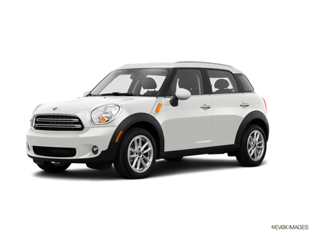 2016 mini countryman cooper new car prices kelley blue book. Black Bedroom Furniture Sets. Home Design Ideas