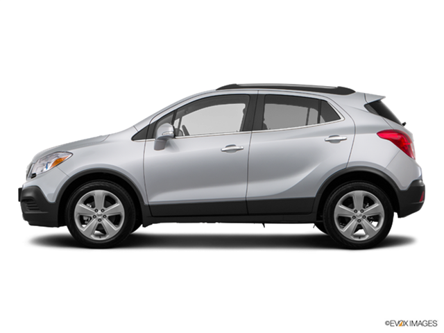 KBB Expert Ratings Countdown: Buick - 2015 Buick Encore