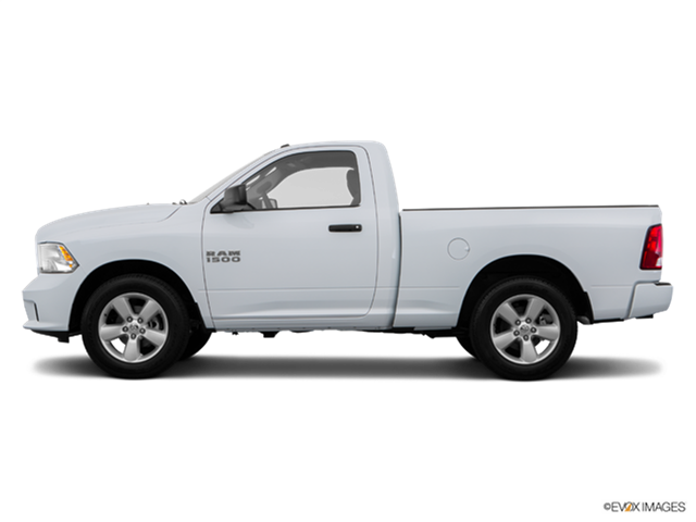 KBB Expert Ratings Countdown: Ram - 2015 Ram 1500 Regular Cab