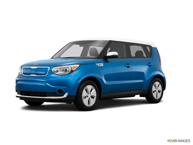 KBB Expert Ratings Countdown: Kia - 2015 Kia Soul EV