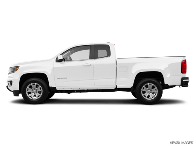 Consumer Ratings Countdown: Pickups - 2015 Chevrolet Colorado Extended Cab