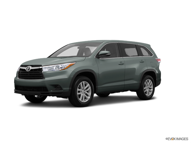 Top Consumer Rated SUVs of 2015