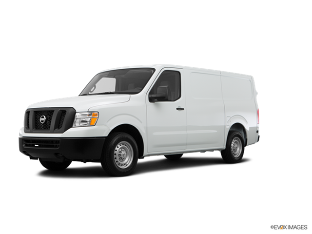 2016 nissan nv2500 hd cargo   kelley blue book