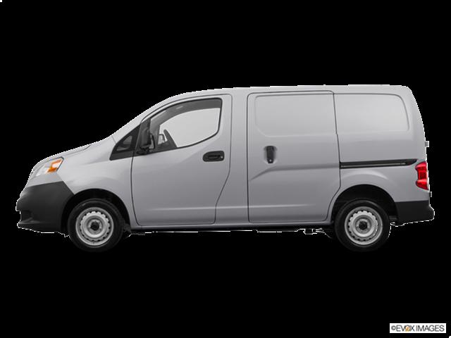 Consumer Ratings Countdown: Van/Minivan - 2015 Nissan NV200