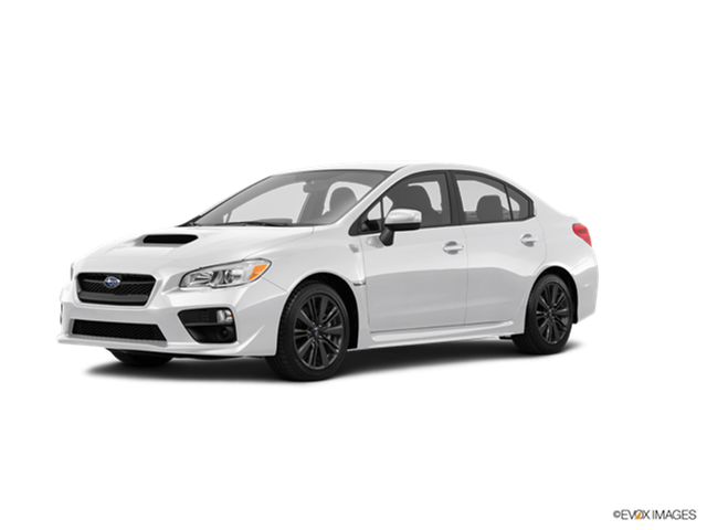 2016 Subaru Wrx Kelley Blue Book