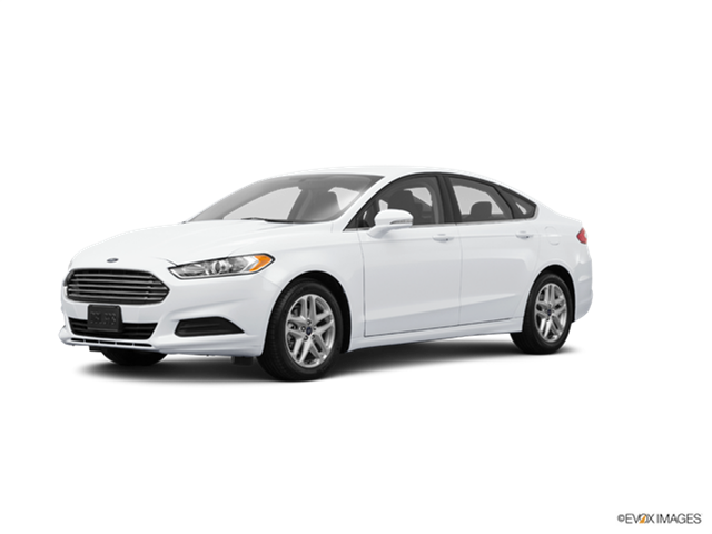 2016 ford fusion se new car prices kelley blue book. Black Bedroom Furniture Sets. Home Design Ideas