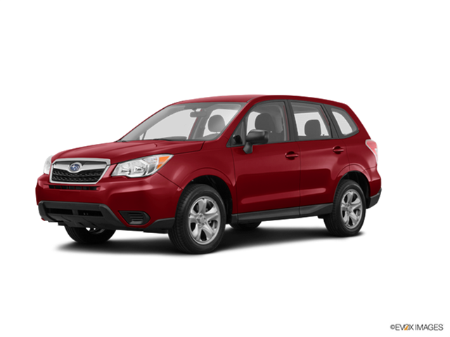best safety rated crossovers of 2016 subaru forester kelley blue book. Black Bedroom Furniture Sets. Home Design Ideas