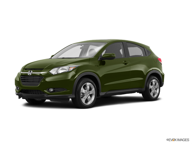 top consumer rated crossovers of 2016 honda hr v kelley blue book. Black Bedroom Furniture Sets. Home Design Ideas