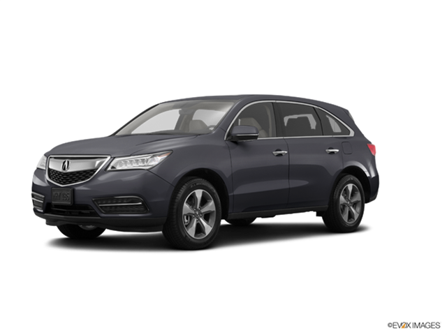 best safety rated crossovers of 2016 2016 acura mdx. Black Bedroom Furniture Sets. Home Design Ideas