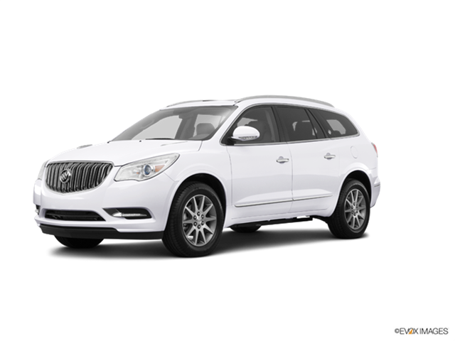 2016 buick enclave leather new car prices kelley blue book. Black Bedroom Furniture Sets. Home Design Ideas