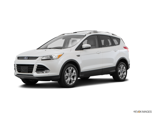 2016 ford escape titanium new car prices kelley blue book. Black Bedroom Furniture Sets. Home Design Ideas