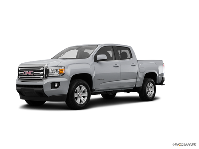 2016 gmc canyon crew cab sle specifications kelley blue book. Black Bedroom Furniture Sets. Home Design Ideas
