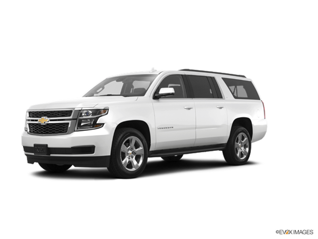 2016 chevrolet suburban   kelley blue book