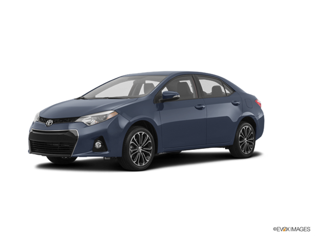 10 Best Car Deals of the Month - 2016 Toyota Corolla