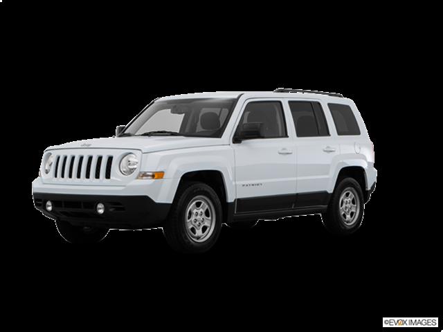 2016 jeep patriot   kelley blue book