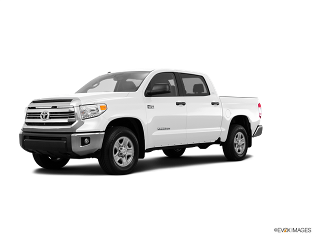 2016 toyota tundra crewmax sr5 new car prices kelley blue book. Black Bedroom Furniture Sets. Home Design Ideas