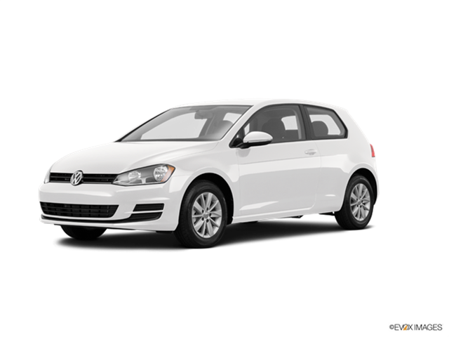 2016 volkswagen golf kelley blue book. Black Bedroom Furniture Sets. Home Design Ideas