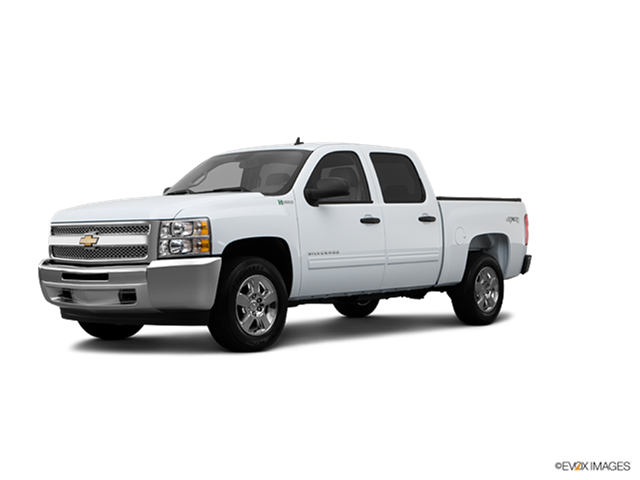 2008 Chevrolet Silverado 1500 Crew Cab Kelley Blue Book | Autos Post