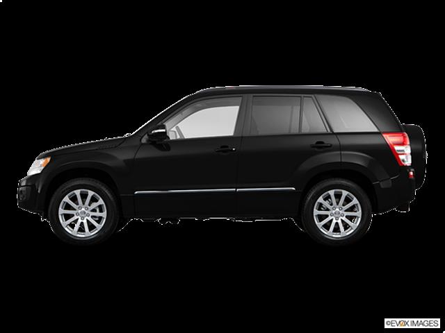 KBB Expert Ratings Countdown: Suzuki - 2013 Suzuki Grand Vitara