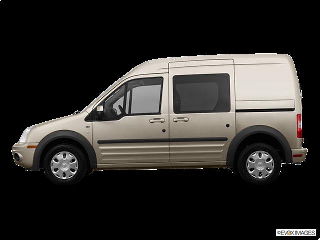 Consumer Ratings Countdown: Van/Minivan - 2013 Ford Transit Connect Passenger