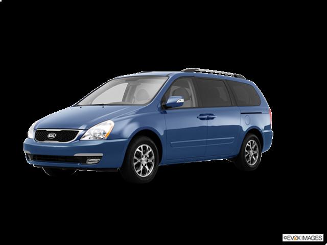 Most Fuel Efficient Vans/Minivans of 2014 - 2014 Kia Sedona