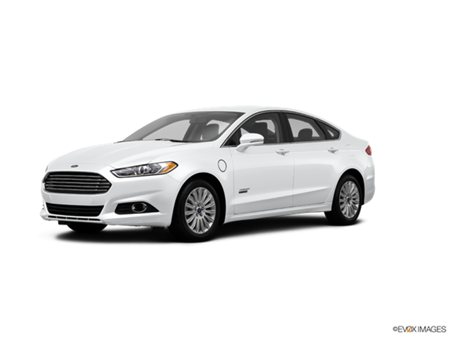 Photos and Videos: 2013 Ford Fusion Energi Hybrid History in Pictures