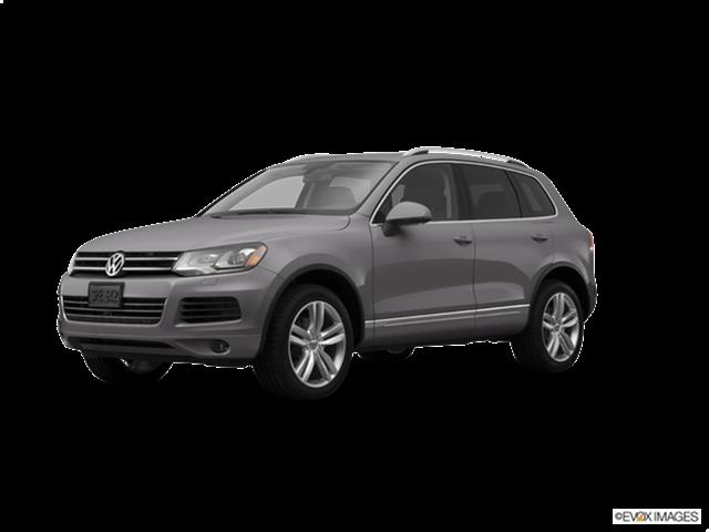 Consumer Ratings Countdown: Luxury - 2014 Volkswagen Touareg